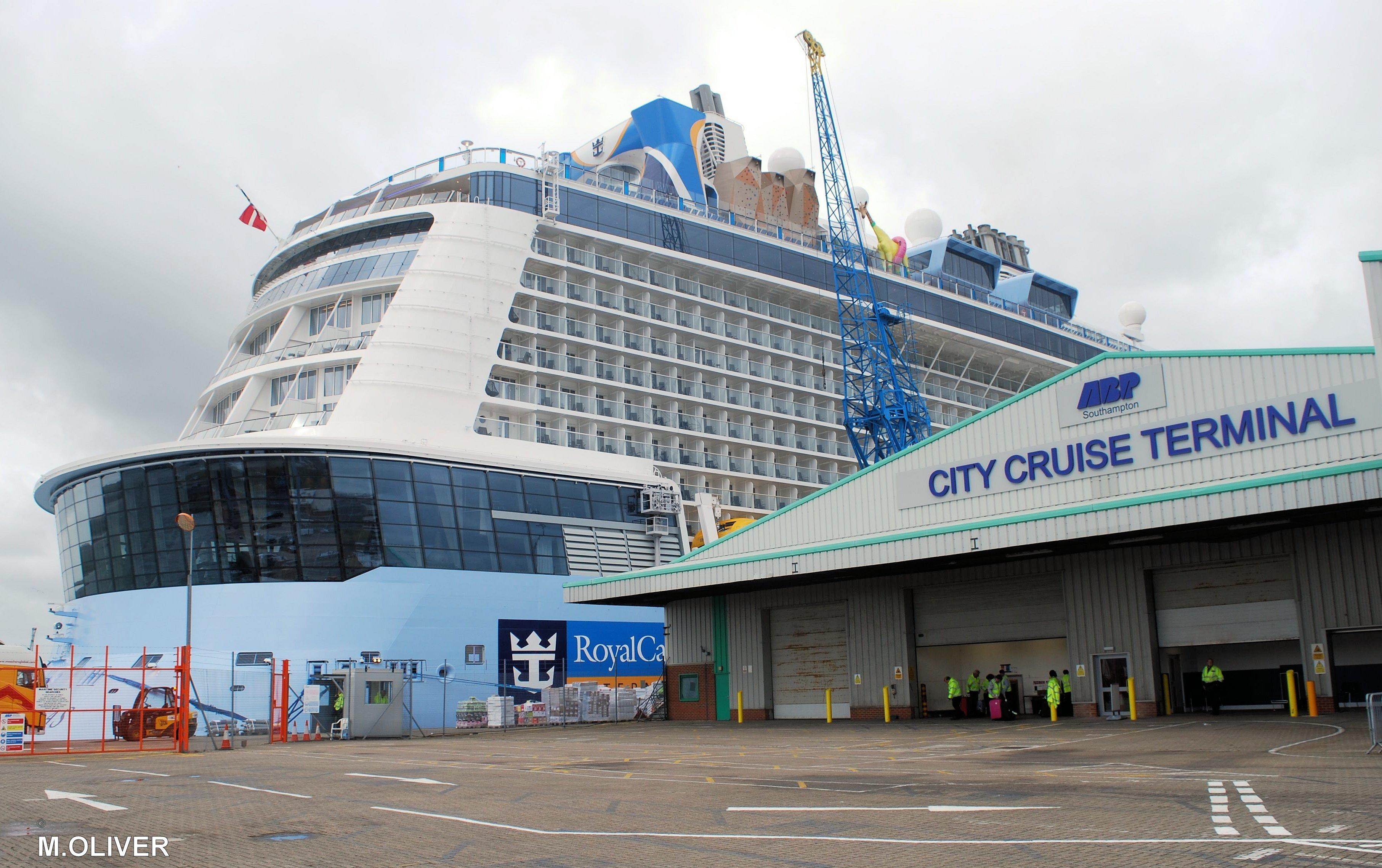 O futuro do cruzeiro está aqui, e é do tamanho de um quarto
