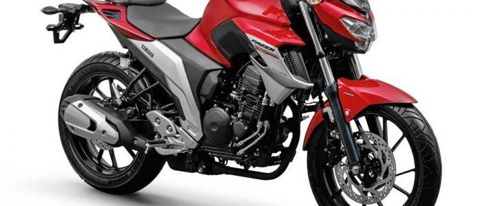 Saiu a lista das Motos mais vendidas – Veja como a Yamaha Fazer 250 cresceu